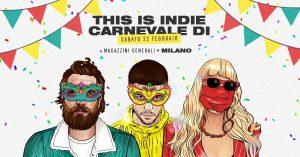 Carnevale Magazzini Generali Milano