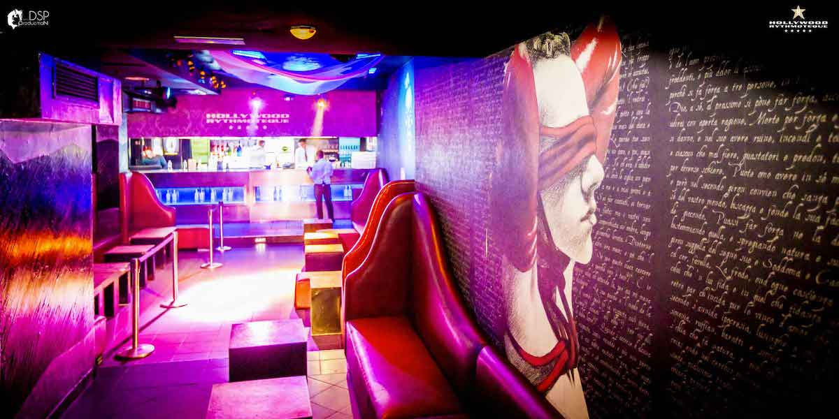 Hollywood Milano discoteca