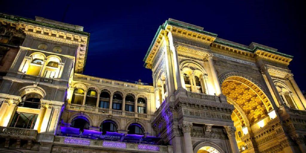 Terrazza Duomo 21 Eventi Milano