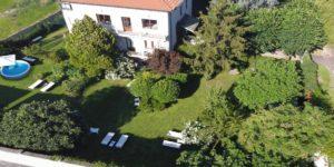 Villa Gardone Milano