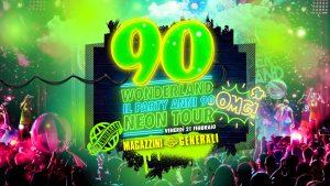 90 wonderland ai Magazzini